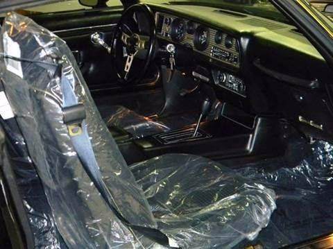 1979 Pontiac Firebird Trans Am SE Bandit - Parkersburg WV