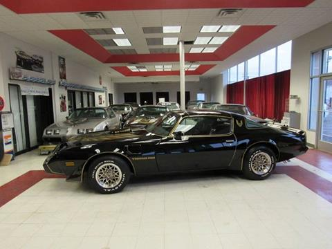 1979 Pontiac Firebird Trans Am for sale in Parkersburg, WV