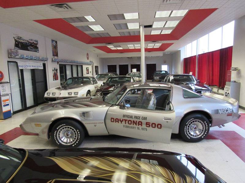 McLaughlin Trans Am Museum - Classic Cars For Sale - Parkersburg ...