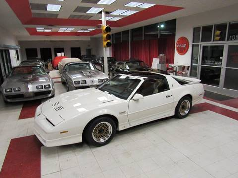 1989 Pontiac Firebird for sale in Parkersburg, WV