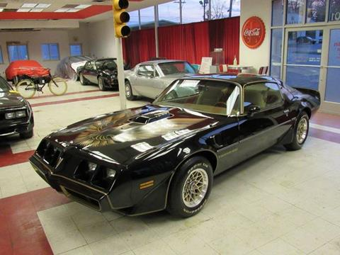 1980 Pontiac Firebird Trans Am for sale in Parkersburg, WV