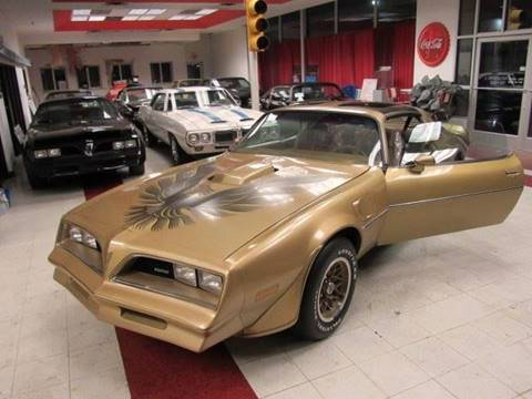 1978 Pontiac Firebird Trans Am for sale in Parkersburg, WV