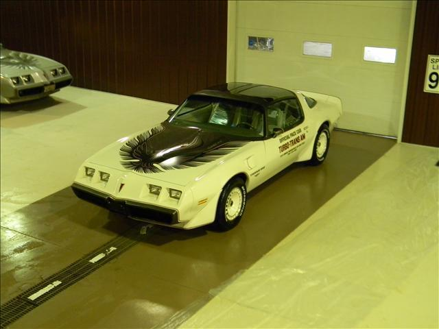 1980 Pontiac Trans Am Pace Car In Parkersburg Wv