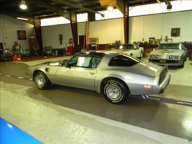 1979 Pontiac 10th Anniversery Trans Am T Top In