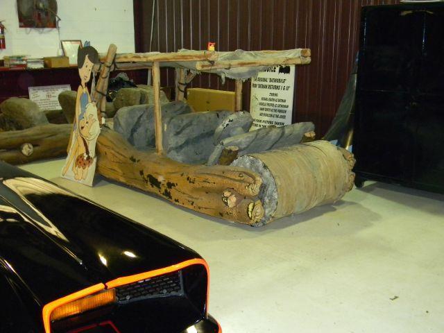 1994 Flintstone Movie Prop Car  - Parkersburg WV