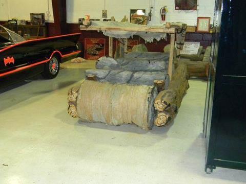1994 Flintstone Movie Prop Car for sale at McLaughlin Trans Am Museum in Parkersburg WV