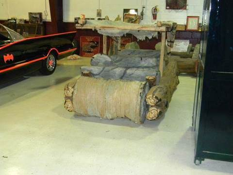 1994 Flintstone Movie Prop Car
