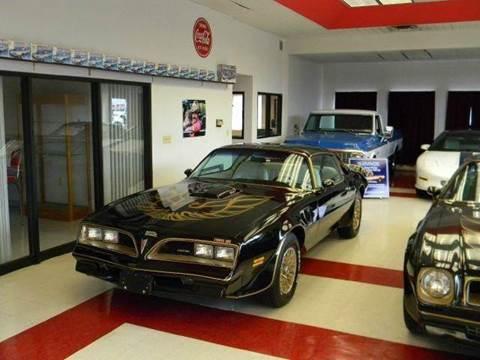 1977 Pontiac Trans Am Y82