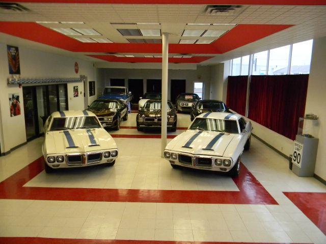 1969 Pontiac Trans Am 1 of 9 made - Parkersburg WV