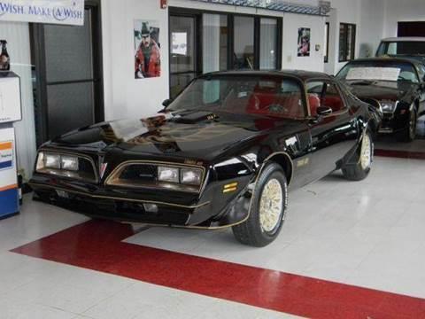 1977 Pontiac Y82 Trans Am