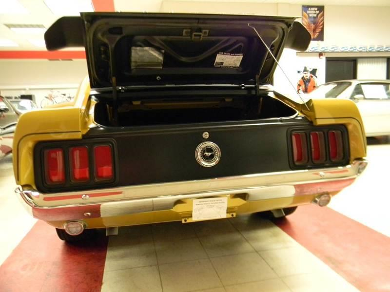 1970 ford mustang boss 302 parkersburg wv parkersburg. Black Bedroom Furniture Sets. Home Design Ideas