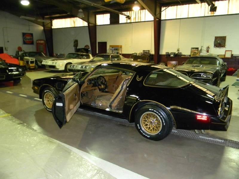 1978 Pontiac Firebird Trans Am SE Bandit - Parkersburg WV