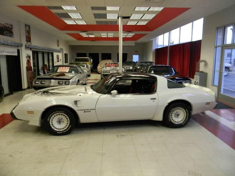 1981 Pontiac Firebird Trans Am Nascar Pace Car - Parkersburg WV