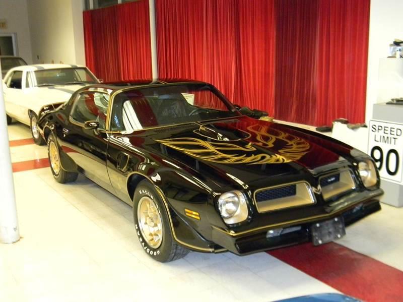 1976 Pontiac Firebird Trans Am 50th Anniversary - Parkersburg WV