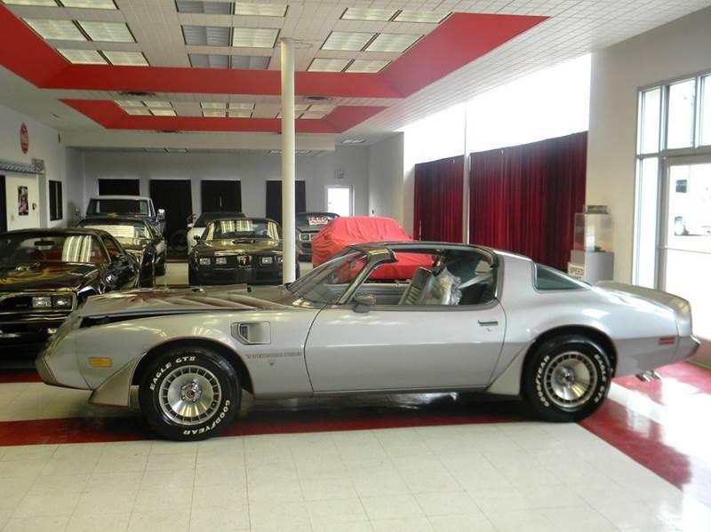 1979 Pontiac Firebird Trans Am 10th Anniversary - Parkersburg WV