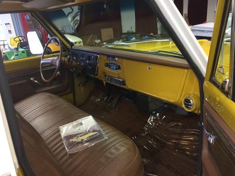 1972 Chevrolet C/K 10 Series Cheyenne - Parkersburg WV