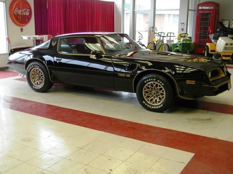 1977 Pontiac Firebird Trans Am Y81 SE - Parkersburg WV