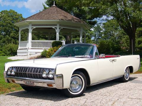 1962 Lincoln Continental For Sale In Manchester NH