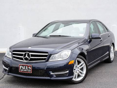 2014 Mercedes-Benz C-Class for sale in Manchester, NH