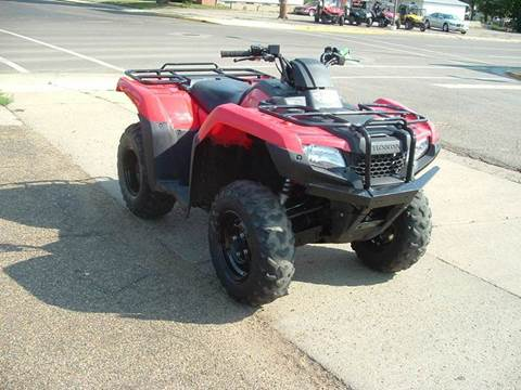 2014 Honda Rancher  for sale in Dickinson, ND