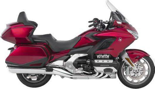 2018 Honda Goldwing for sale at Honda West in Dickinson ND