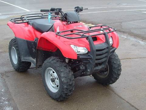 2013 Honda Rancher  for sale in Dickinson, ND