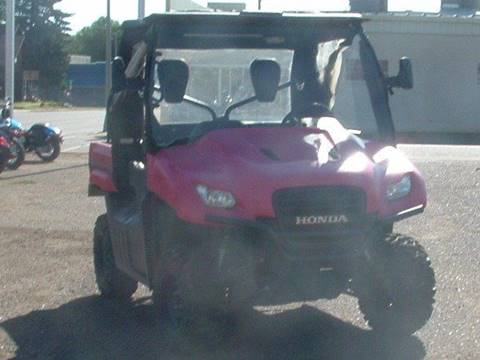 Honda Of Russellville >> 2011 Honda Big Red For Sale In Dickinson Nd