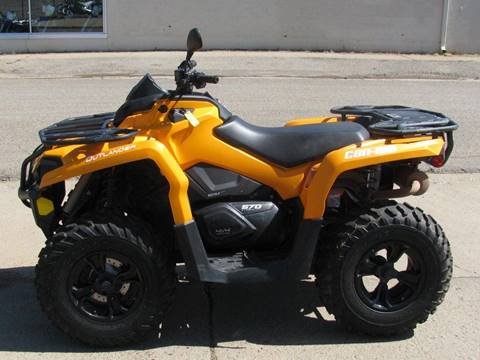 2018 Can-Am Outlander™ for sale in Dickinson, ND