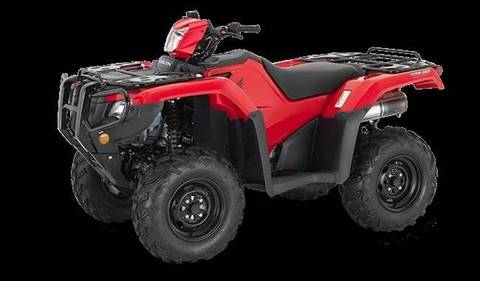 2020 Honda Foreman for sale at Honda West in Dickinson ND
