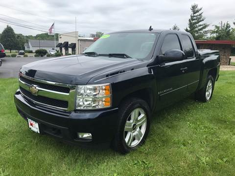 2007 Chevrolet Silverado 1500 for sale in Woodstock, IL