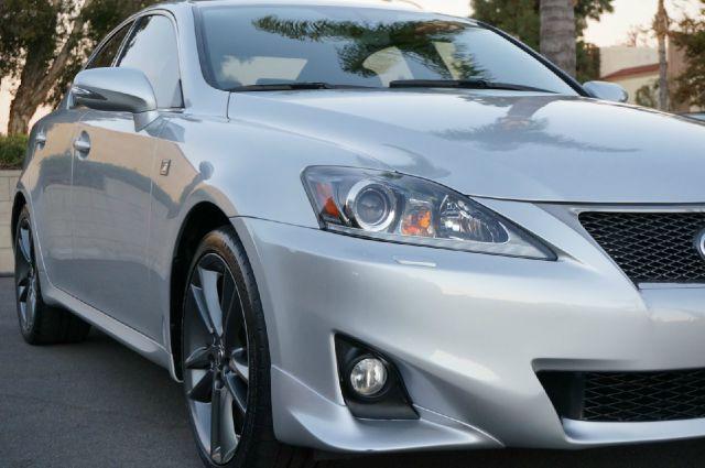 2011 Lexus Is 350 F-Sport Sedan In Brea CA - Driveline Motors