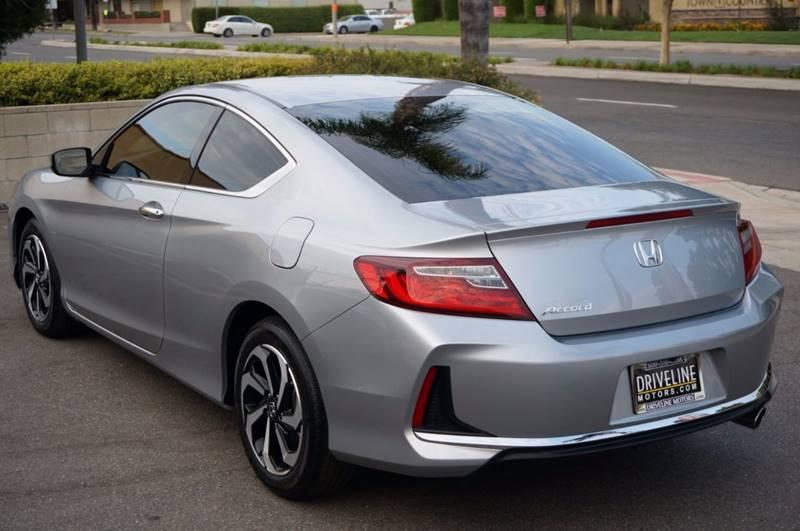 2016 Honda Accord Lx S >> 2016 Honda Accord Lx S 2dr Coupe Cvt In Brea Ca Driveline