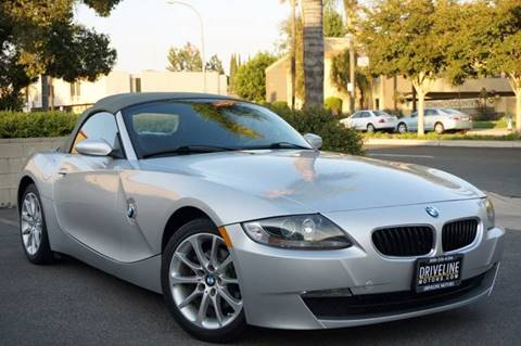 2007 BMW Z4 for sale in Brea, CA