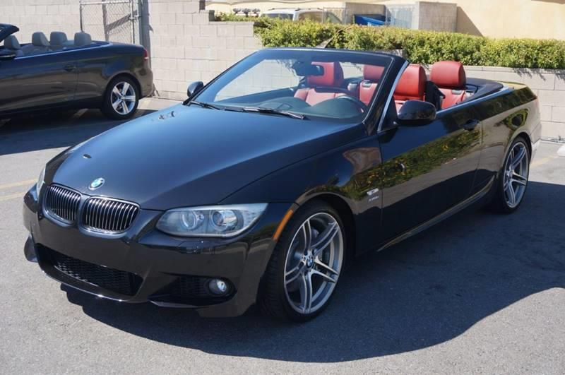 Bmw Series Is Dr Convertible In Brea CA Driveline Motors - 2013 bmw 335is convertible