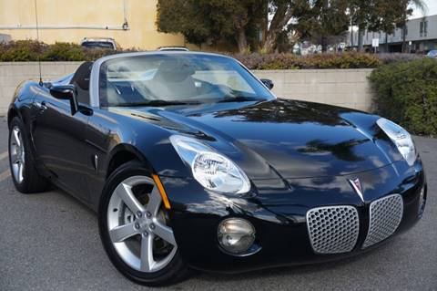 2007 Pontiac Solstice for sale in Brea, CA
