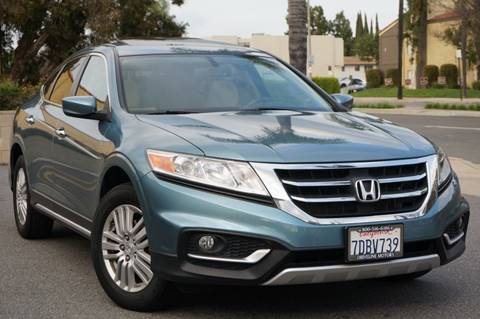 2013 Honda Crosstour for sale in Brea, CA