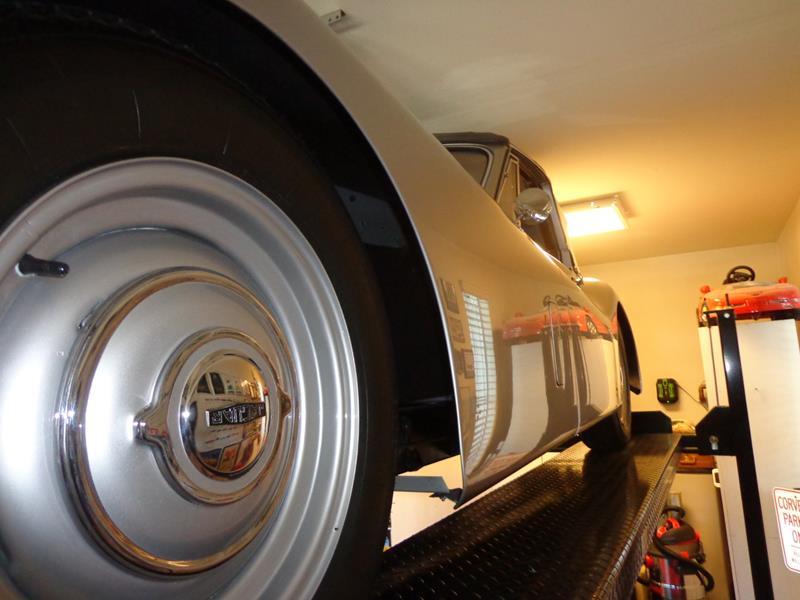 1954 Jaguar XK120 16