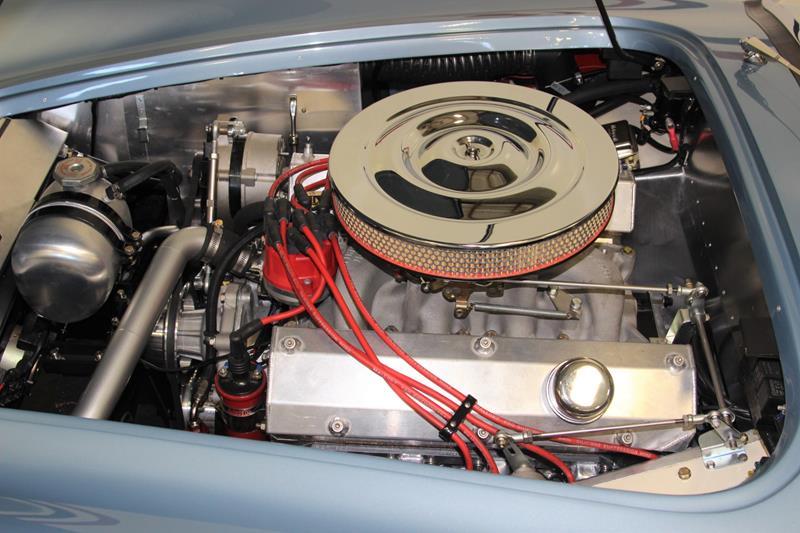 1963 Shelby Cobra 12