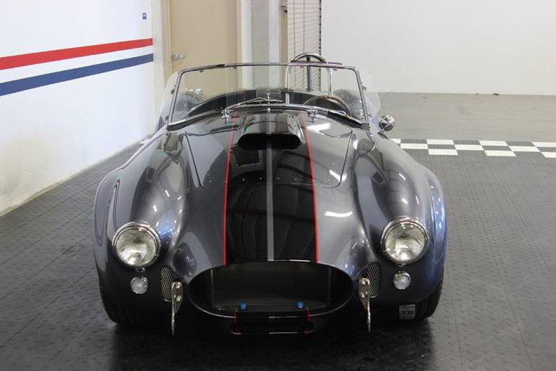 1963 Shelby Cobra 9