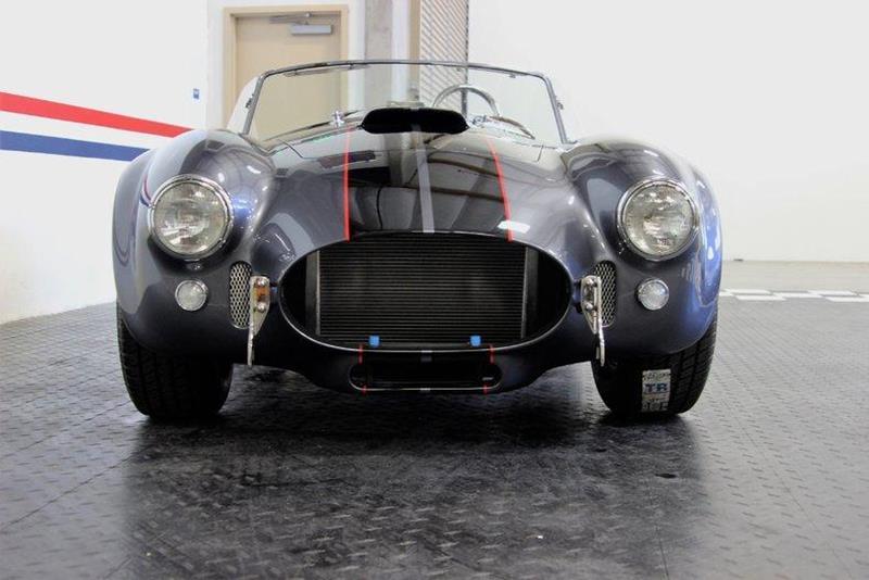 1963 Shelby Cobra 10