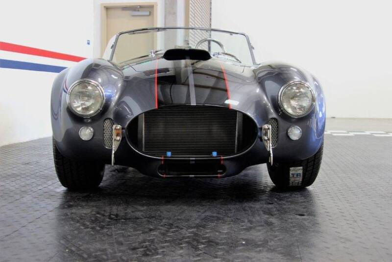 1963 Superformance Shelby Cobra 10