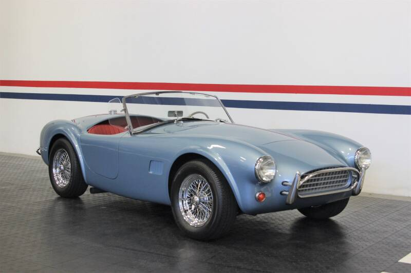 1963 Superformance Shelby Cobra 3