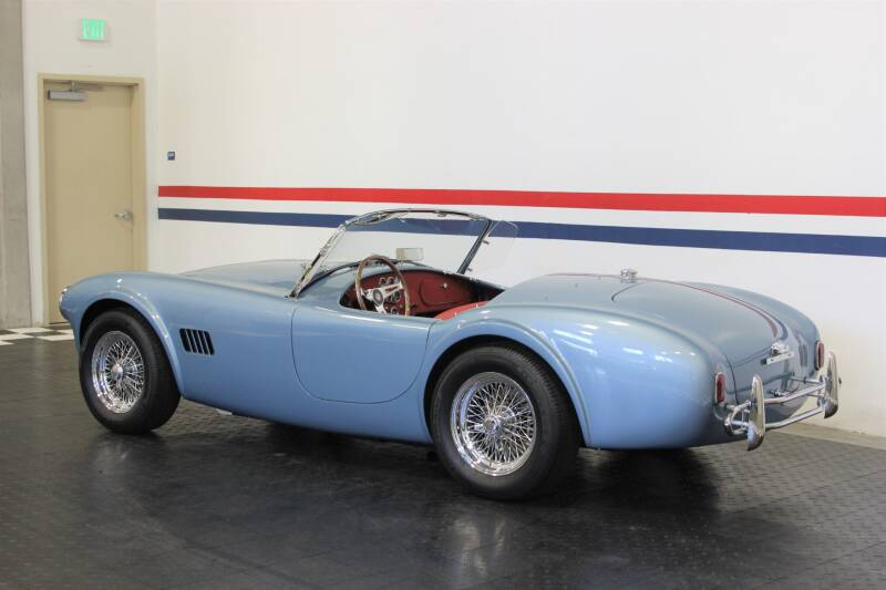 1963 Superformance Shelby Cobra 6