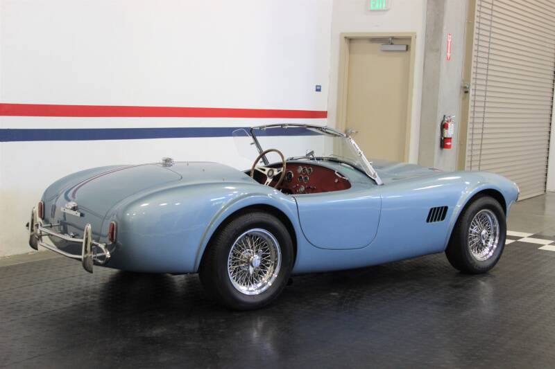 1963 Superformance Shelby Cobra 5