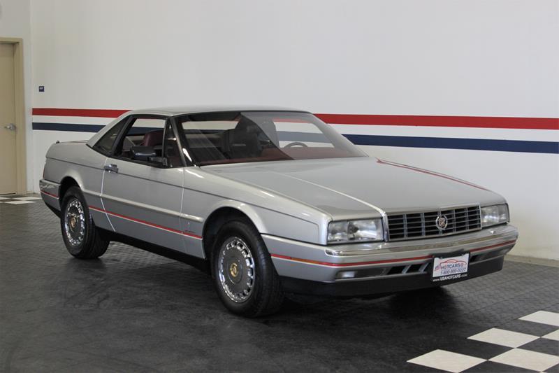 1987 Cadillac Allante 4
