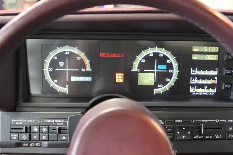 1987 Cadillac Allante 21