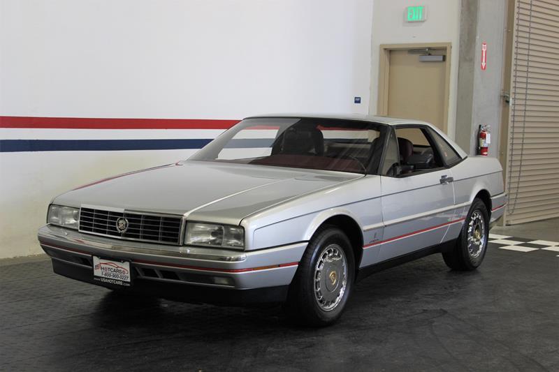 1987 Cadillac Allante 5