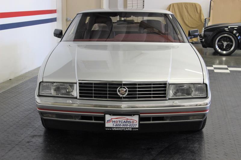 1987 Cadillac Allante 8