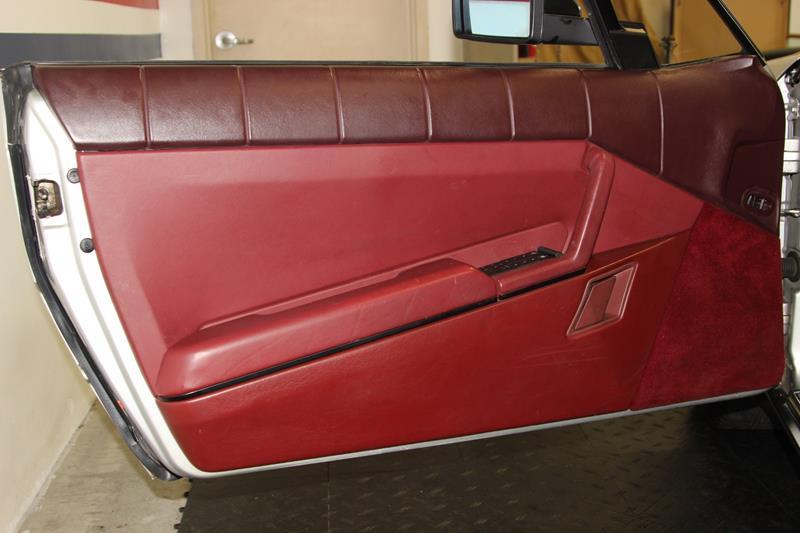 1987 Cadillac Allante 30