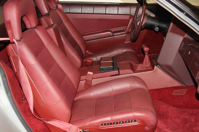 1987 Cadillac Allante 18